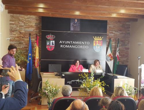 Acto de inauguración I Muestra de Aromas de Monfragüe