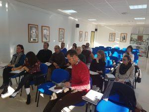 Reunión Diputación Desarrolla